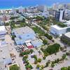 Aerial Horizon over Miami Beach
