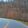 Driving in the Smokey Mountains 4k video