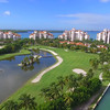 Fisher Island realty aerial video