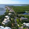 Aerial video Sandpebble Condominiums Stuart Florida