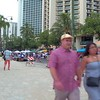 Hyperlapse video Waikiki Honolulu Street Festival