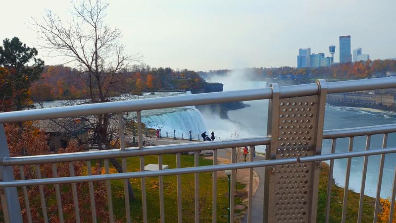 Touring Niagara Falls Park