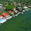 Miami Beach mansions 4k 24p