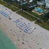 Aerial movie Miami footage 4k 60p