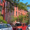 Residential neighborhood in Jersey City