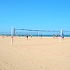 Volleyball courts Chicago beach