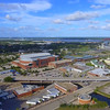 Aerial sports arenas Jacksonville Florida