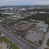 Aerial video Orange Blossom Trail Orlando