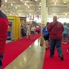 Walking through the Iowa fair and expo