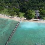 Aerial video of Kapiolani Regional Park