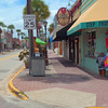 Daytona Beach Main Street 4k video