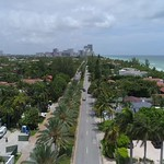Aerial video of Golden Beach Florida 4k