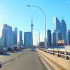 Skyscrapers in Toronto Canada