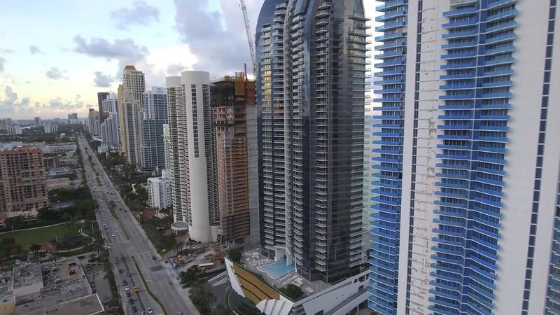 Sunny Isles Florida condominiums 4k