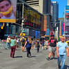 Visit Times Square Summer 2016