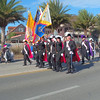 St Augustine Parade senior military