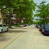 Stock video Driving through a neighborhood 4k