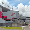 Daytona Speedway ticket booth