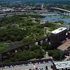 Virginia Richmond James River drone video 4k
