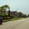 Long Beach residential neighborhood homes 4k