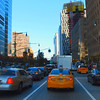 Traffic and agressive driving New York