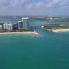 Haulover Inlet Miami aerial footage