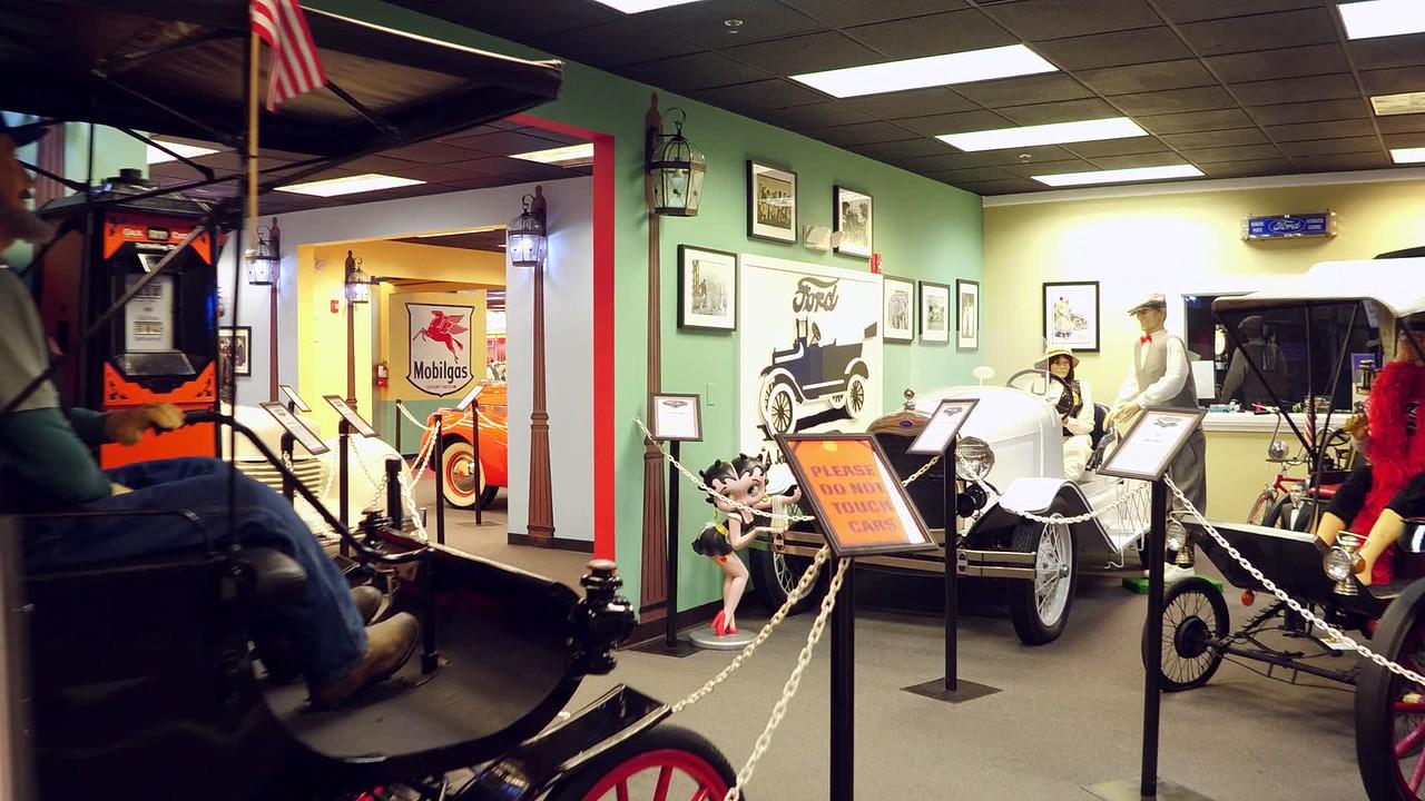 Miami Auto Museum Dezer Collection Classic American Cars