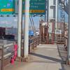 Pedestrian pov GW Bridge