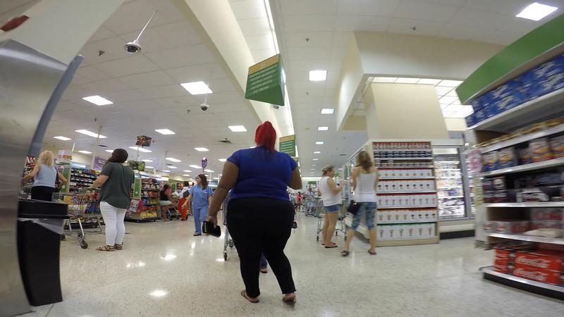 Shopping Supermarket 4k