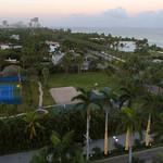 Aerial video Golden Beach FL