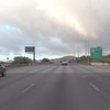 Driving west on the H1 towards Waianae 4k