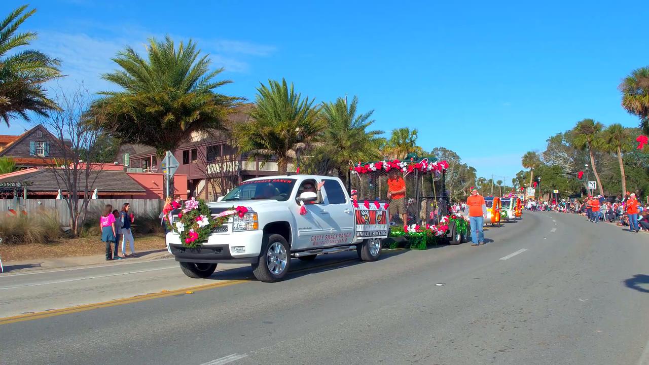 St Augustine Parade wildlife sanctuary