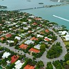 Aerial helicopter tour Bay Harbor Florida