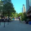 Stock video Chicago Riverwalk 4k