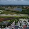 Aerial video Pembroke Pines 142nd Avenue