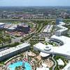 Resort developments in Orlando FL aerial video