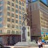 Siberia 1939 Statue Jersey City
