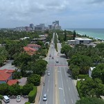 Golden Beach FL 4k aerial drone
