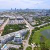 Amazing aerial video Miami Beach