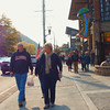 Tourist destination Gatlinburg