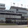 Daytona International Speedway Chevrolet gate