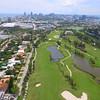 Aerial tour of Miami Beach
