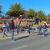 St Augustine Parade highschool marching band