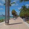 South Beach South Pointe Park Miami 4k 24p
