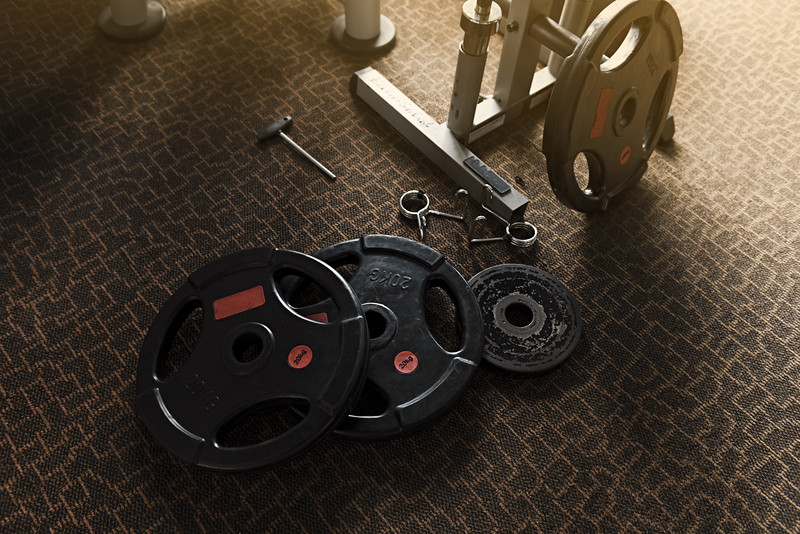 Weight Olympic Bar