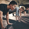 Getting back to basics with pushups