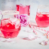 Light Rose Cocktail, Rose Wine