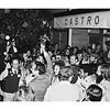 Harvey Milk's Victory Celebration at his Castro Street Camera Store,November 8, 1977