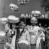 New Years Day on Castro Street 1977