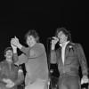 Sally Gerhart and Cleve Jones, May 22, 1979